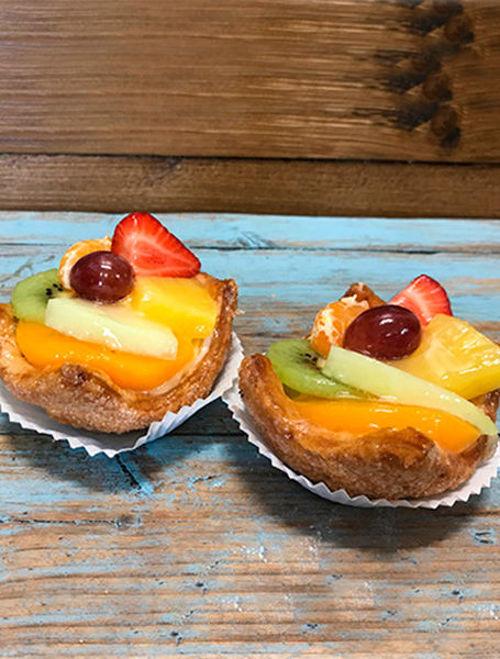 Afbeelding van Vruchten schelpen