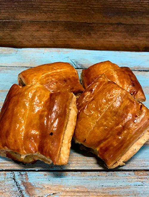 Afbeelding van Mini saucijzen broodje